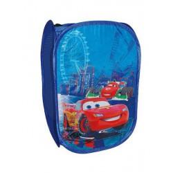 Skládací koš na hračky Disney Cars