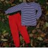 Funkční dětská souprava - triko + kalhoty