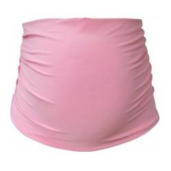 Těhotenský pás - barva růžová