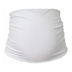 Těhotenský pás, barva bílá